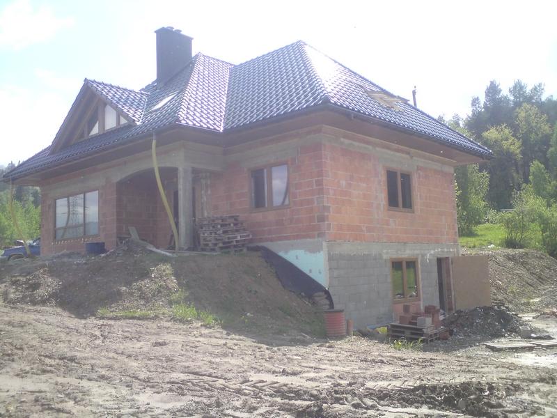 Milówka - budowa
