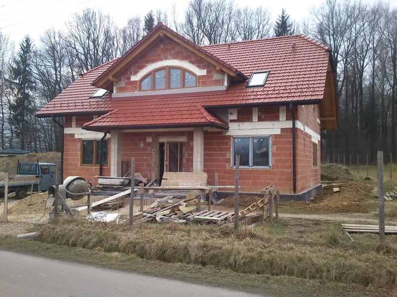 Biery ul.Szkolna - dom