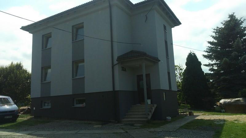 Bielsko-Biała ul. Komandorska1 - Elewacja