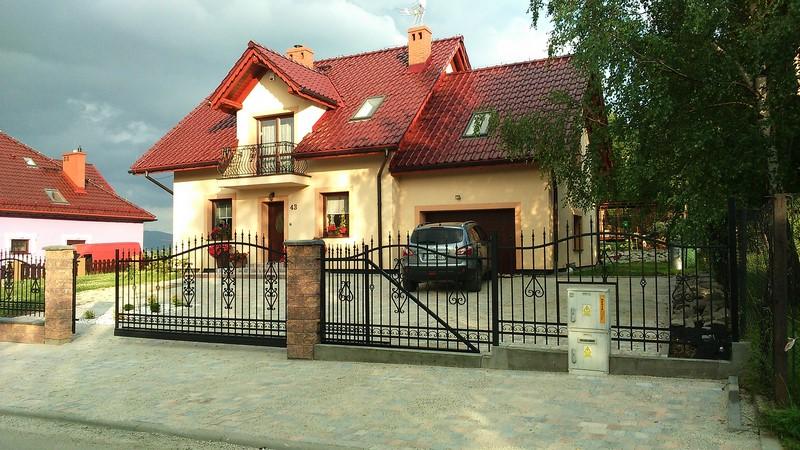 Jaworze ul. Pagórkowa - Dom