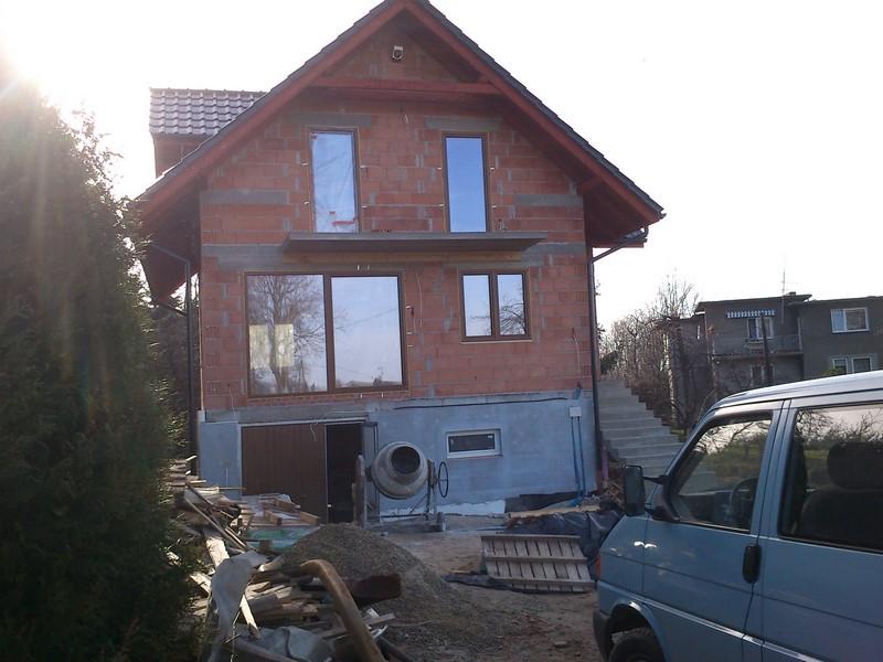 Bielsko-Biała ul.Zapora - Dom