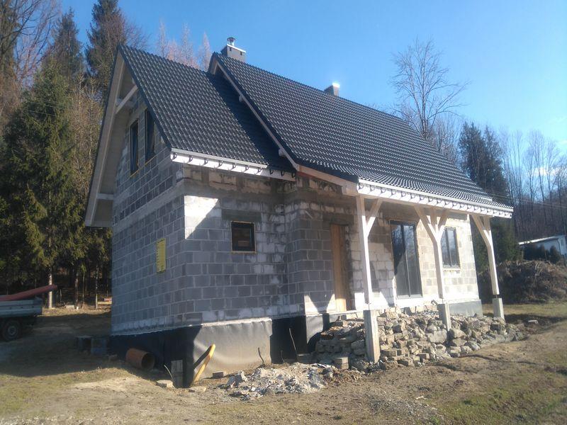 Łazy - Dom