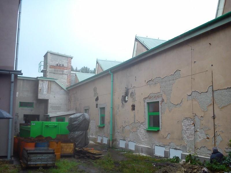 STANMET Bielsko-Biała ul. Wapienicka - Elewacja