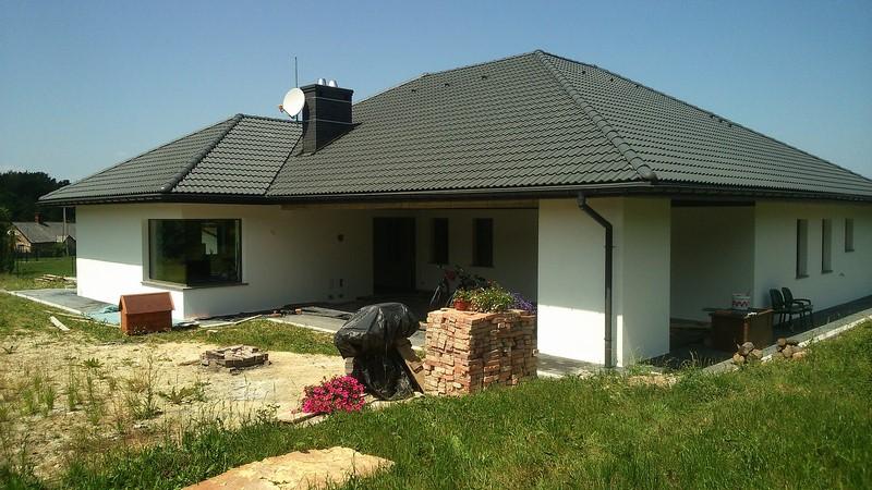 Jaworze ul. Myśliwska - Dom